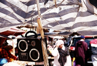 Daniel Ritter, Radio du Derb Sultan (Morocco, Africa)