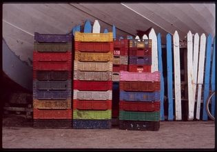 Daniel Ritter, Dans le Port d'Essaouira (Morocco, Africa)