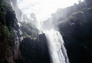 Cascades d'Ouzoud - fotokunst von Daniel Ritter