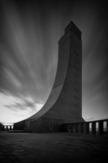 Marine-Ehrenmal Laboe - Fineart photography by Oliver Buchmann