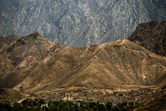 Andreea Tanase, Mountain view (Iran, Asien)