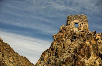 Andreea Tanase, Tower (Armenia, Asia)