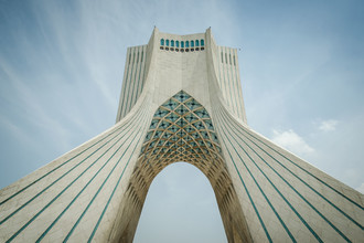 Chris Blackhead, Azadi Tower (Iran, Asien)