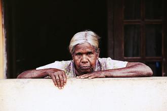Silvia Last, Old Lady (Sri Lanka, Asia)