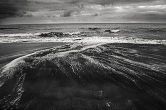 Andreas Odersky, la playa (Spanien, Europa)