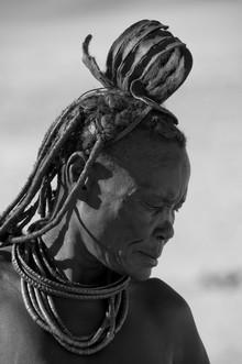 Himba - fotokunst von Nicole Cambré