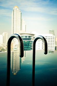 Gabriele Brummer, Swimmingpool (Thailand, Asien)