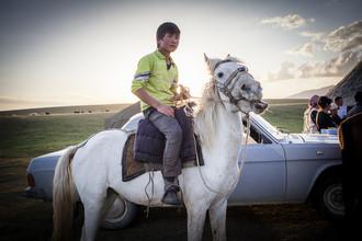 Michael Schrenk, Song Kul (Kirgistan, Asien)