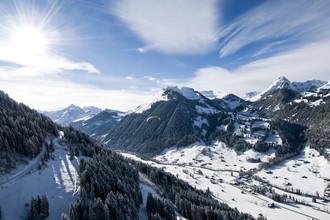 Jonas Bach, Paragliding (Schweiz, Europa)