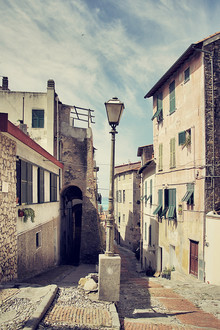 Bordighera alta - Fineart photography by Ariane Coerper