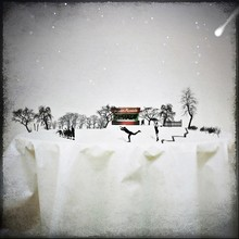 sur la glace mince - Fineart photography by Frank Wöllnitz