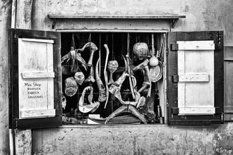 Mini Shop - fotokunst von Jochen Fischer