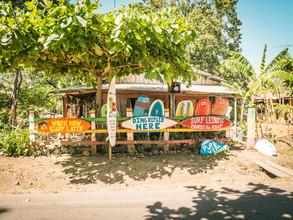 Johann Oswald, Surf Shop (Costa Rica, Lateinamerika und die Karibik)