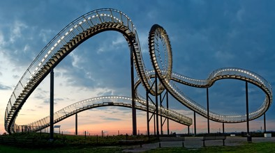 Volker Benksch, Tiger & Turtle – Magic Mountain (Deutschland, Europa)
