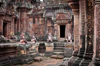 Staffan Scherz, Banteay Srei (Kambodscha, Asien)