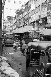Dominik Oßwald, Markt. (Thailand, Asien)