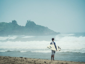 Johann Oswald, Waiting for the Wave (Costa Rica, Lateinamerika und die Karibik)