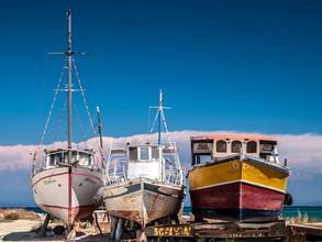 Lucas Doedens, Three Ships (Griechenland, Europa)