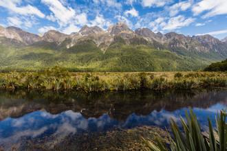 Cristof Bals, Mirror Lake (New Zealand, Oceania)