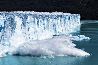 Stefan Schurr, Gletscherabbruch (Chile, Lateinamerika und die Karibik)