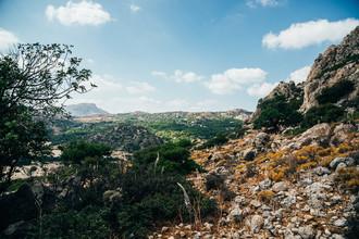 Dennis F. Arnold, Tsambika Mountain (Greece, Europe)