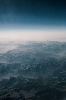 Dennis F. Arnold, Mountain Landscape (Griechenland, Europa)