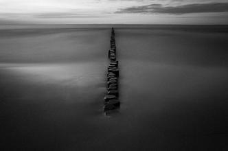 Ostsee - fotokunst von Jens Rosbach