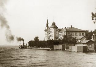 Süddeutsche Zeitung Photo, Ansicht Starnberger See (Germany, Europe)