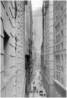 Süddeutsche Zeitung Photo, Wallstreet (Vereinigte Staaten, Nordamerika)
