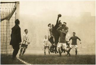 Süddeutsche Zeitung Photo, Fußball 1914 (Germany, Europe)
