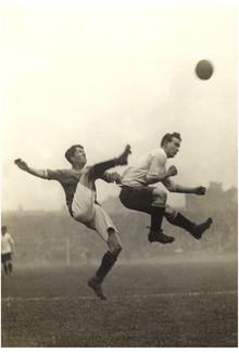 Süddeutsche Zeitung Photo, Fußball 1909 (Deutschland, Europa)
