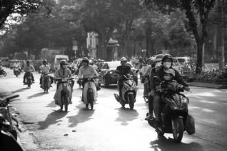 Dominik Oßwald, Motorbike (Vietnam, Asia)
