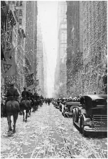 Süddeutsche Zeitung Photo, Konfettiparade in New York (Vereinigte Staaten, Nordamerika)