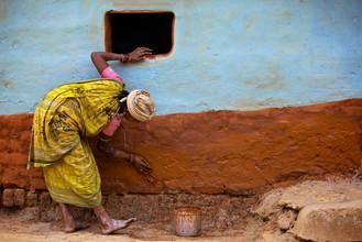 Ingetje Tadros, Maintanace (India, Asia)