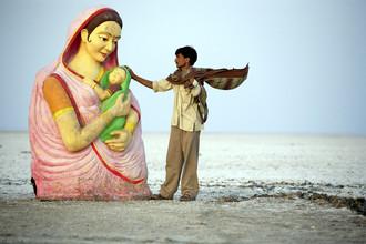Ingetje Tadros, Maria (Indien, Asien)