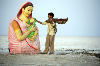 Ingetje Tadros, Maria (India, Asia)