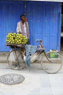 Markus Hertrich, Markt (Nepal, Asien)