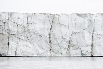 Jens Rosbach, Gletschermuster (Russland, Europa)