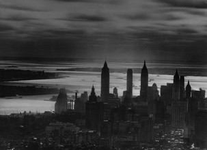 Süddeutsche Zeitung Photo, New York's Skyline back in the days (United States, North America)