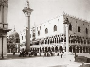 Süddeutsche Zeitung Photo, Markusplatz in Venedig (Italy, Europe)