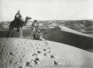 Süddeutsche Zeitung Photo, Tuareg in der algerischen Sahara (Algerien, Afrika)