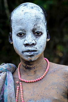 Fabio Marcato, THE MASK (Ethiopia, Africa)