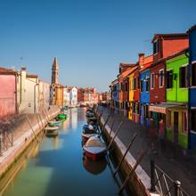 Jean Claude Castor, Venedig - Burano Studie #4 (Italien, Europa)