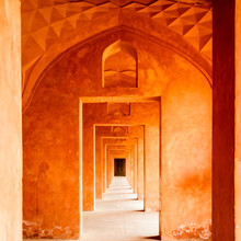 Cristof Bals, The Small Door to the Past (India, Asia)