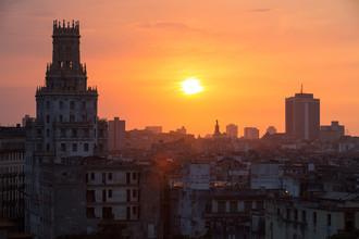 Eva Stadler, Skyline Havanna (Cuba, Latin America and Caribbean)