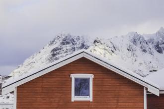 Christian Schipflinger, norwegisches Häuschen (Norwegen, Europa)