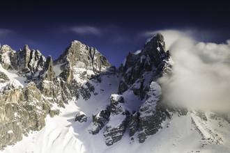 cold Mountains - Fineart photography by Christian Schipflinger