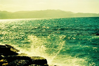 Kathrin Reiff, Seaside (Greece, Europe)
