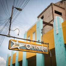 Eva Stadler, Cine Oriente (Cuba, Latin America and Caribbean)