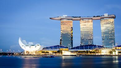 Cristof Bals, Singapore Gold N Blue (Singapur, Asien)